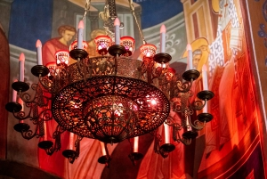 Moscow: An Evening at the Monastery with Dinner