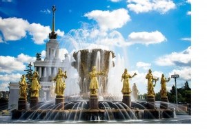 Moscow: Cosmonautics Museum & VDNKh Private Space Tour