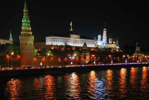 Moscow: Customized Private Walking Tour with a Local
