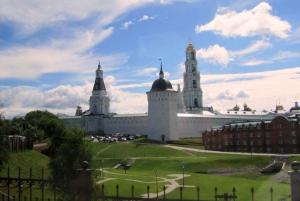 Moscow: Full-Day Excursion to Sergiev Posad Tour