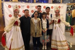 Moscow: Golden Ring Russian Folk Show