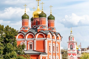 Moscow: Guided City Tour by Soviet Van