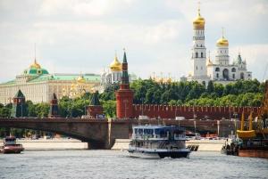 Moscow: Guided Kremlin Walking Tour