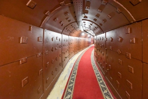 Moscow: Guided Tour to the Cosmonautics Museum and Bunker-42
