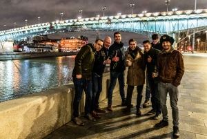 Moscow: History and Nightlife Soviet Van Tour