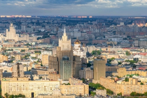 Moscow: Imperia Tower 56th Floor Visit & Museum