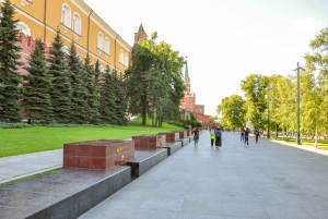 Moscow: Kremlin and Red Square 3-Hour Guided Tour