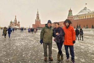 Moscow Kremlin and Red Square: Private Tour and Ticket