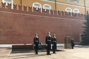 Moscow: Kremlin & Armory Tickets with Introductory Tour