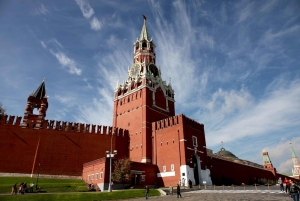 Moscow Kremlin: Armoury and Assumption Cathedral Tour