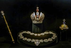 Moscow: Kremlin, Armoury Chamber and Diamond Fund Tour