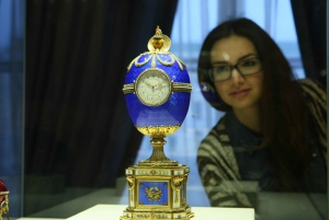 Moscow Kremlin: Diamond Fund & Armoury 3.5-Hour Private Tour