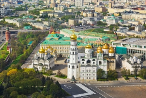 Moscow: Kremlin Museum Guided Tour