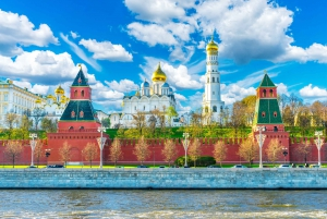 Moscow Landmarks Private Sightseeing Tour