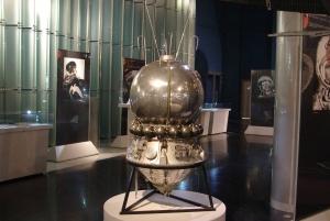 Moscow: Memorial Museum of Cosmonautics Tour