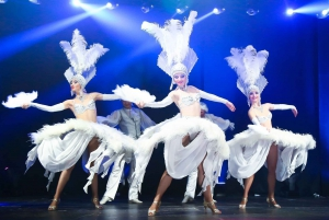 Moscow: New Year's Eve Cruise with Dinner and Variety Show