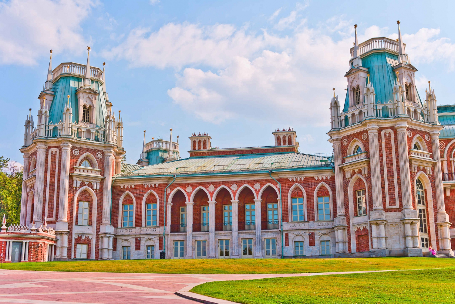 Moscow of Tsars: City and Tsaritsyno Tour