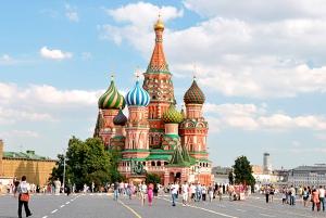 Moscow: Premium Round City Tour