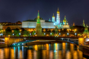 Moscow: Private 3-Hour Limo Sightseeing Tour