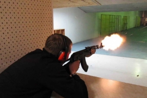 Moscow: Private AK-47 Shooting Experience Tour