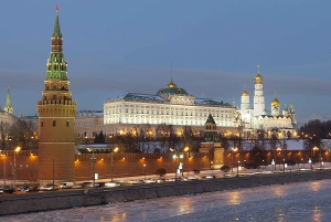 Moscow: Private Tour of Kremlin & Armory Chamber