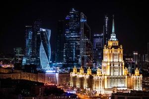 Moscow: Pub Crawl by Soviet Van