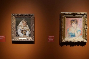 Moscow: Pushkin Museum Guided Impressionist Tour