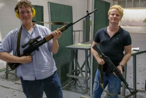 Moscow: Soviet Shooting Tour + Optional Military Van Pick Up