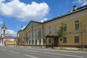 Moscow: Zamoskvoretche District Private Tour