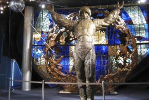 Museum of Cosmonautics and Metro Soviet History Tour