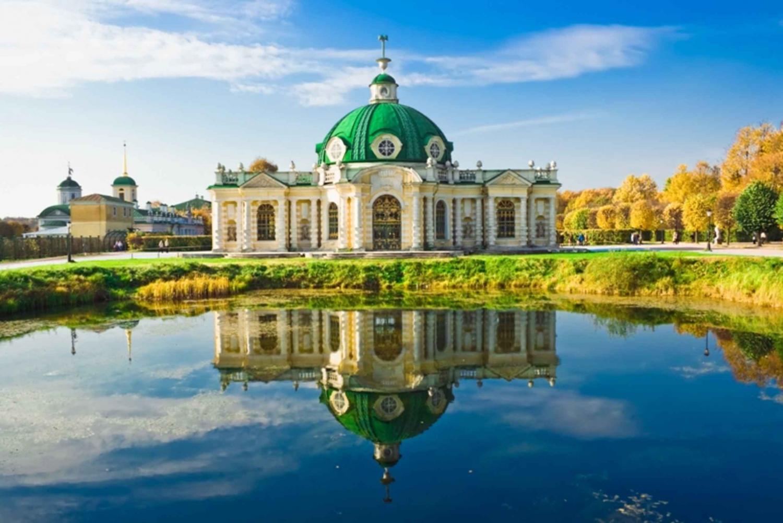 Private 4-Hour Tour of Kuskovo Estate