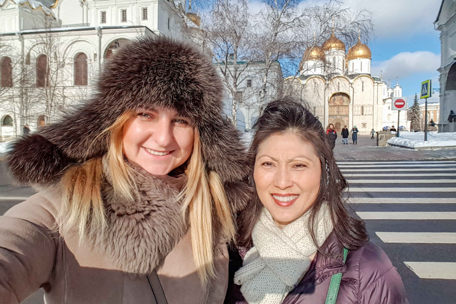 Private 4-Hour Walking Tour with Kremlin Visit