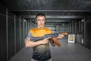Private AK-47 Shooting Experience Tour