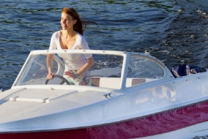 Private Speedboat Rental Without A Skipper