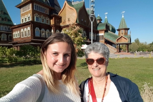 Private Tour of Kolomenskoye Tsar's Estate and Wooden Palace