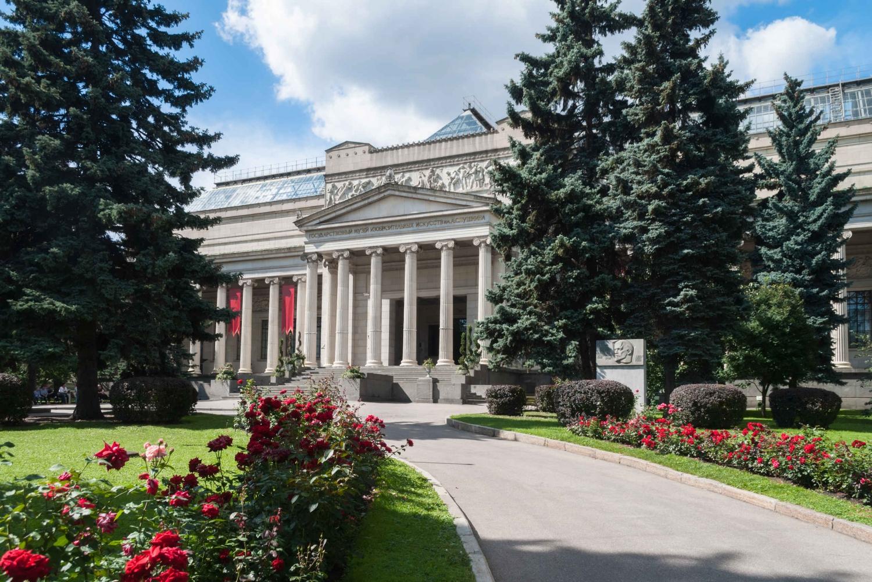Pushkin Museum Tour
