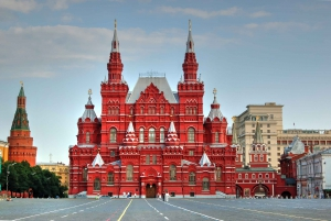 Red Square and Saint-Basil's Cathedral Private Tour
