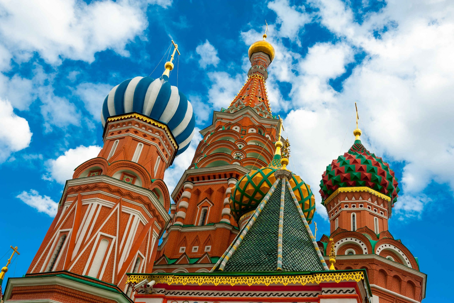 Red Square and Saint-Basil's Cathedral Tour