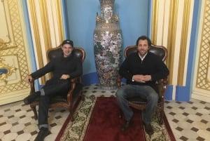 Russian Bath Experience in Sanduny Baths with Pickup Service