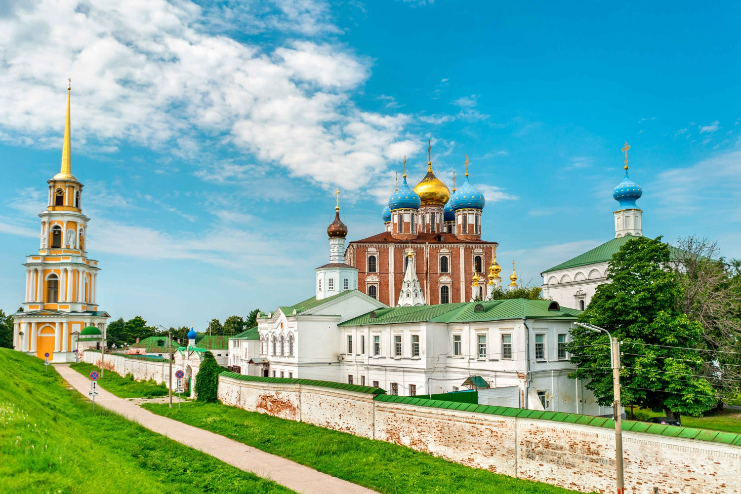 Ryazan and Konstantinovo Private Tour