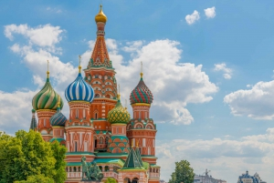 Saint Basil's Cathedral and Red Square Private Tour
