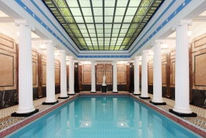 Sanduny Baths Spa Ticket with Hotel Pickup