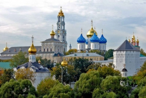 Sergiev Posad from Moscow
