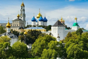 Sergiev Posad: Private Trip to the Pearl of the Golden Ring