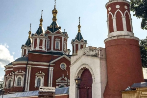 Sergiev Posad Tour from Moscow with Private Guide