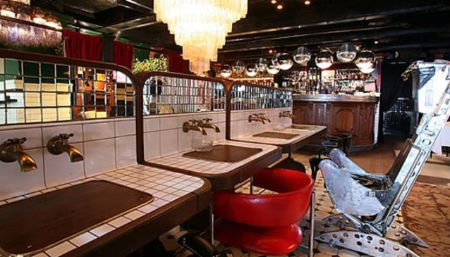 Shop and Bar Denis Simachev
