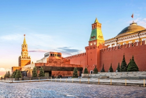 St. Basil's Cathedral Ticket and 90-Minute Red Square Tour