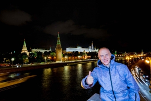 The Best of Moscow Half-Day Private Tour by Car