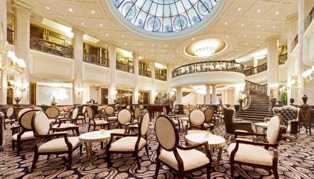 The Hotel Nikolskaya Kempinski Moscow