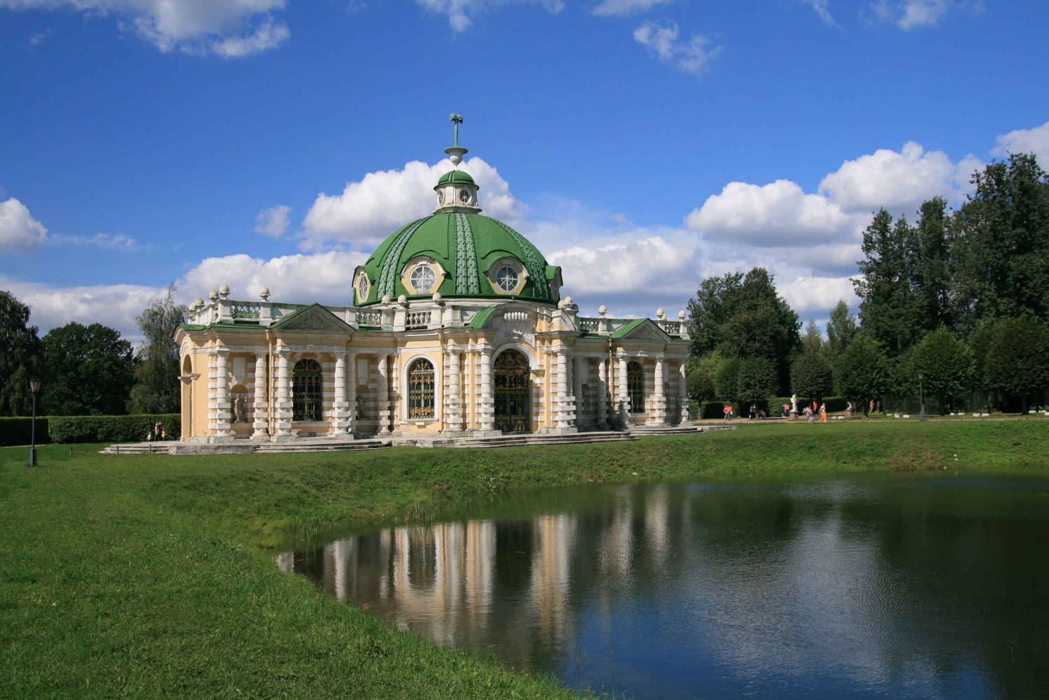 Tour to Kuskovo Estate & Sheremetev Palace